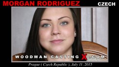 Casting of MORGAN RODRIGUEZ video