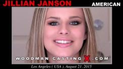 Casting of JILLIAN JANSON video