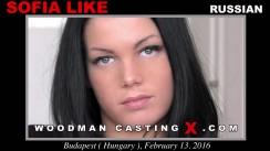 Casting of SOFIA LIKE video