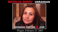 Casting of NATALIA DINOV video