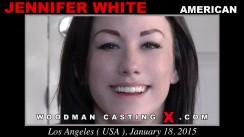 Casting of JENNIFER WHITE video
