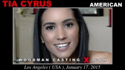 Casting of TIA CYRUS video