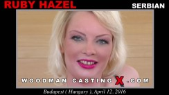 Casting of RUBY HAZEL video