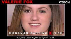 Casting of VALERIE FOX video
