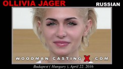 Casting of OLLIVIA JAGER video