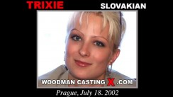 Casting of Trixie video