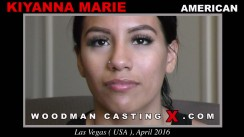 Casting of KIYANNA MARIE video