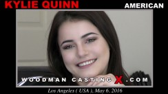 Casting of KYLIE QUINN video