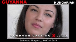 Casting of GUYANNA video