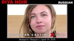 Casting of DIYA NOIR video