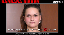 Casting of BARBARA BIEDER video