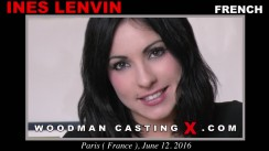 Casting of INES LENVIN video