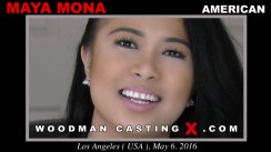Casting of MAYA MONA video