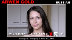 Casting of ARWEN GOLD video