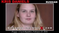 Casting of KRIS DANIELS video