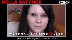 Casting of NELLA SATYNGE video