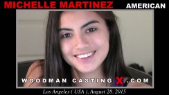 Casting of MICHELLE MARTINEZ video