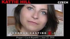 Casting of KATTIE HILL video