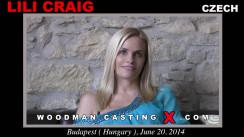 Casting of LILI CRAIG video