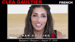 Casting of CLEA GAULTIER video
