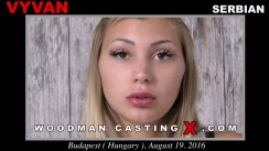 Casting of VYVAN HILL video