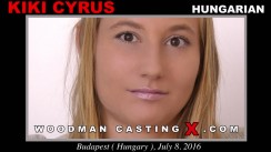 Casting of KIKI CYRUS video
