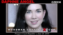 Casting of DAPHNE ANGEL video