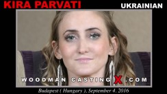Casting of KIRA PARVATI video