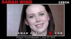 Casting of SARAH WIND video