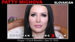 Casting of PATTY MICHOVA video