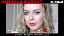 Casting of DANIELLA MARGOT video