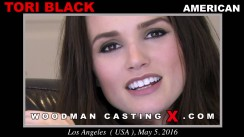 Casting of TORI BLACK video