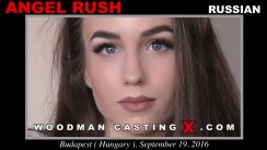 Casting of ANGEL RUSH video