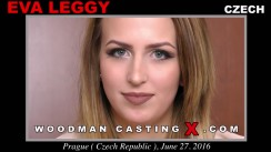 Casting of EVA LEGGY video