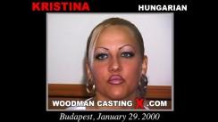 Casting of KRISTINA video