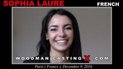 Casting of SOPHIA LAURE video