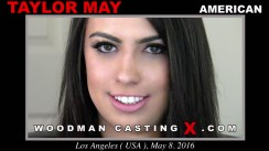 Casting of TAYLOR MAY video