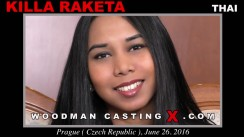 Casting of KILLA RAKETA video