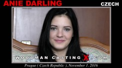 Casting of ANIE DARLING video