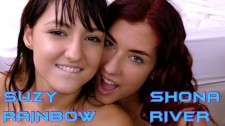 Shona River and Suzy Rainbow - Wunf 208