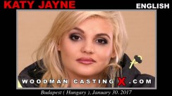 Casting of KATY JAYNE video
