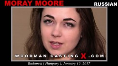 Casting of MORAY MOORE video