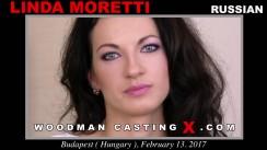 Casting of LINDA MORETTI video