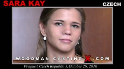 Casting of SARA KAY video