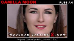 Casting of CAMILLA MOON video