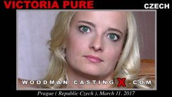 Casting of VICTORIA PURE video