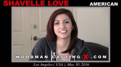 Casting of SHAVELLE LOVE video