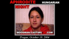 Casting of AFRODITE NIGHT video
