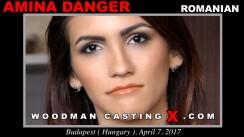 Casting of AMINA DANGER video