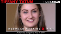 Casting of TIFFANY TATUM video